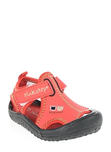 Sandalet-Pink Step